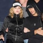 Мадонна з коханим